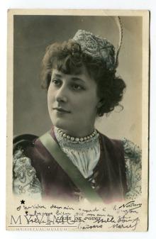 Liane de Pougy Kurtyzana i księżna NADAR