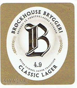 brøckhouse - classic lager