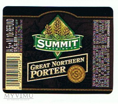 SUMMIT - great northern porter