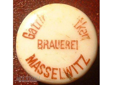 Brauerei Masselwitz- Breslau