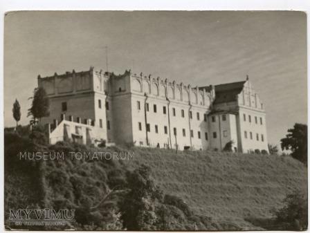 Sandomierz - Collegium Gostomianum - lata 60-te