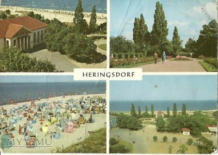 NIEMCY ( DDR ) - HERSINGSDORF
