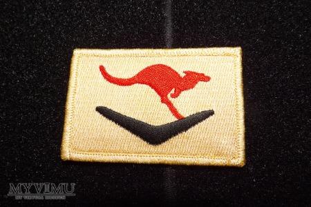 Naszywki wojsk Australijskich