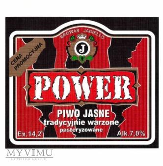 POWER PIWO JASNE