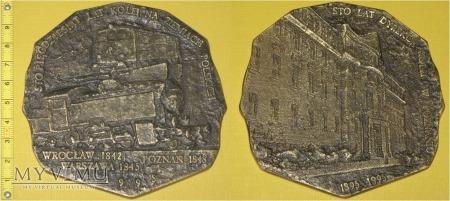 Medal kolejowy Zachodniej DOKP