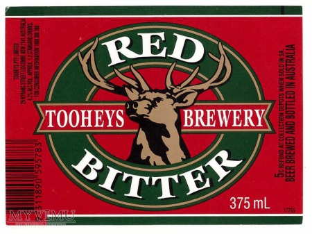 Tooheys, Red Bitter