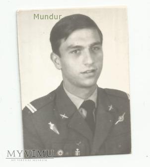 Zdjęcie portretowe: kapral WL 1973