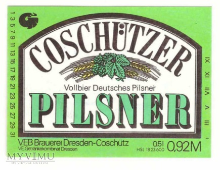 Coschutzer Pilsner