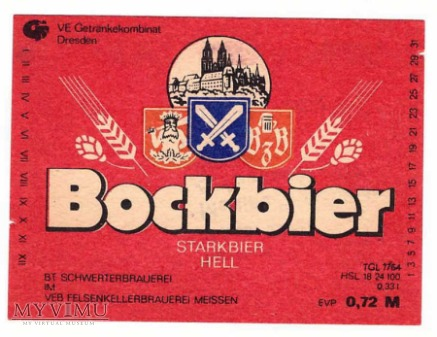 Dresden, Bockbier
