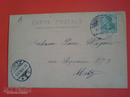 Duże zdjęcie 1906 Caroline OTERO ostatnia wielka kurtyzana