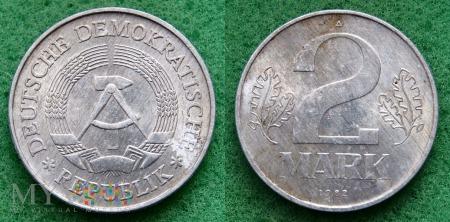 Niemcy, 2 MARK 1982