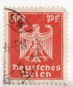 10 Pf Deutches Reich 1924