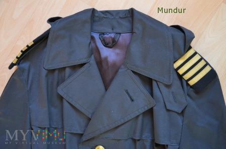 Płaszcz przeciwdeszczowy Marynarki Wojennej