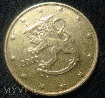 10 centów - Finlandia - 2000 rok
