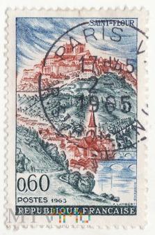 1963 Saint-Flour Francja