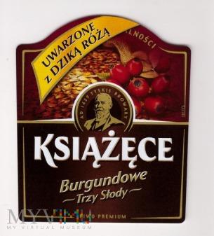 Burgundowe