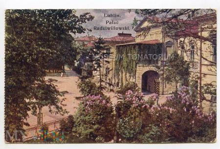 Lublin - Pałac Radziwiłłowski