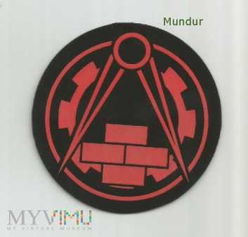 Oznaka specjalisty MW - sł.zakwaterowania i budow.