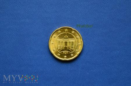 Moneta: 20 euro cent - Niemcy