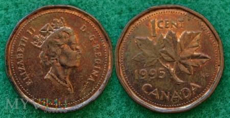 Kanada, 1 CENT 1995