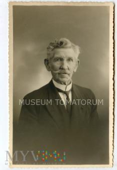 Stare zdjęcie portretowe