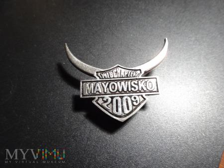 Srebrna Odznaka zlotowa 2009