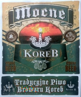 KOREB, Mocne