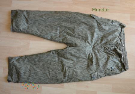 Spodnie polowe zimowe - Felddienstuniform Winter