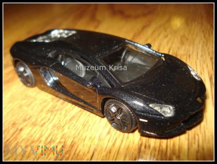 Lamborghini Aventador LP700-4 / czarny