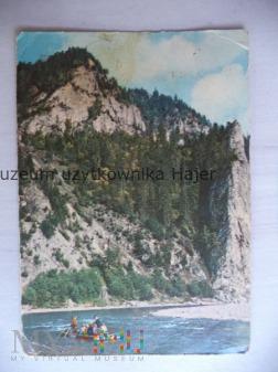 PIENINY Spływ Dunajcem