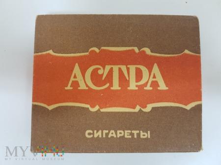 Papierosy ASTRA ( ACTPA ) 1947 r.