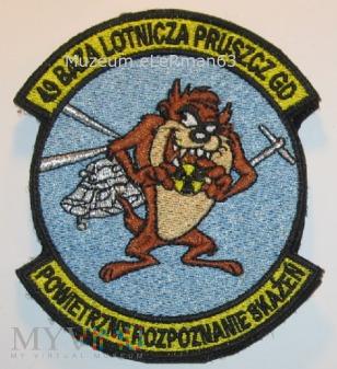 Powietrzne Rozpoznanie Skaż 49 BL. Pruszcz Gdański