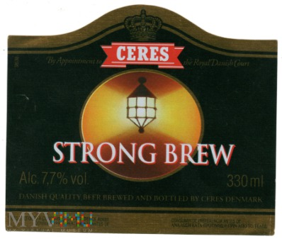 Ceres Strong Brew