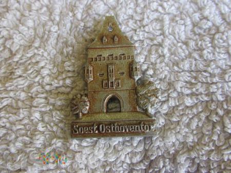 Zabytkowe bramy-Kwhw Hamburg Wiener Tor