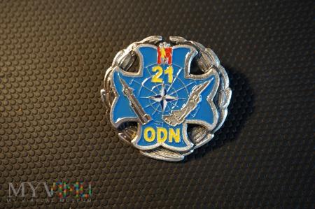 21 Ośrodek Dowodzenia i Naprowadzania - Warszawa