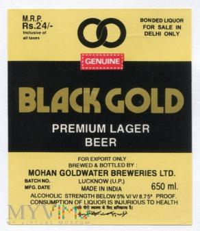 Duże zdjęcie Black Gold