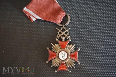 Srebrny Krzyż Zasługi z Mieczami II RP