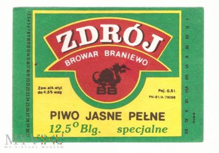 Braniewo, ZDRÓJ
