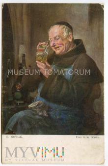 Monk Friar Mönch capucin zakonnik - degustacja
