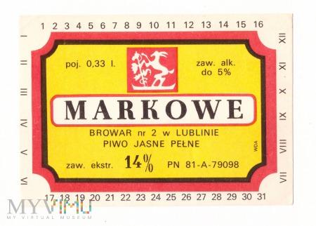 Markowe