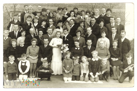 weselny ślad 1968 Czempin