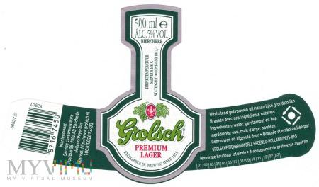 Duże zdjęcie Grolsch, Premium Lager