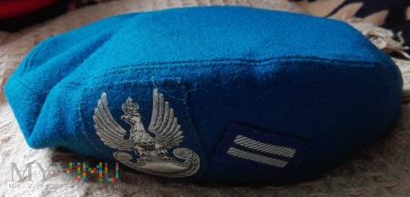 Beret kaprala 7 Pomorskiej Brygady Obrony Wybrzeż