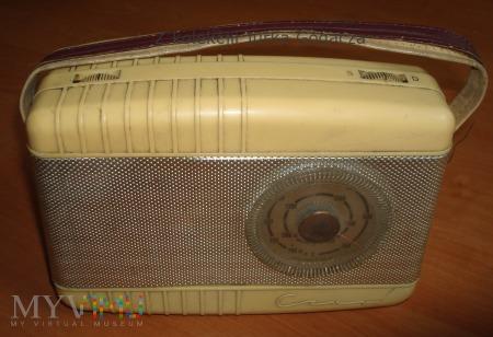 Radio tranzystorowe Czar