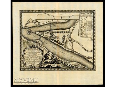 GŁOWA GDAŃSKA - PUFENDORF - OBLĘŻENIE 1656