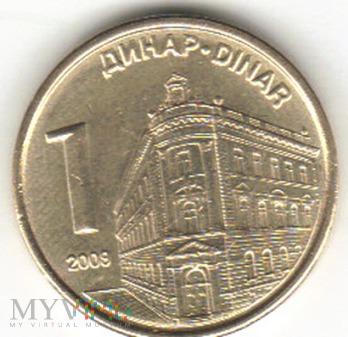 1 DINAR 2009