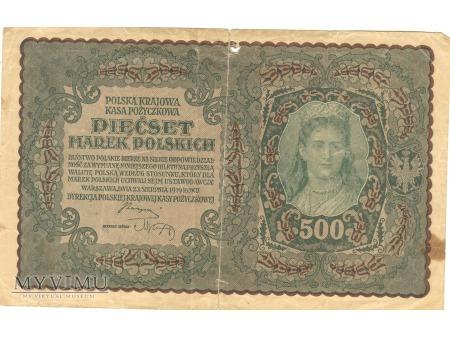500 MAREK POLSKICH