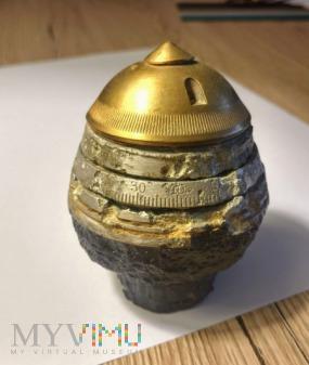 Zapalnik pocisku szrapnel carski 76,2 mm