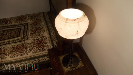 Lampka nocna - Art Deco