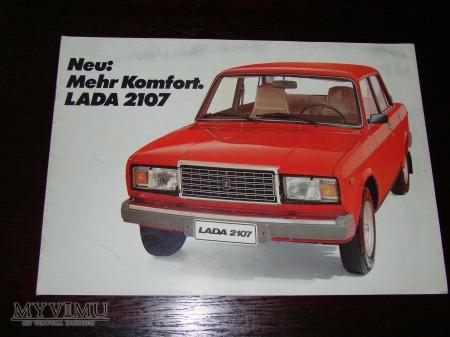 Prospekt LADA 2107
